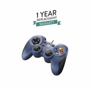 Logitech F310 Wired Gamepad An Advanced Console-Style Controller  With 1 Year Replacement Warranty