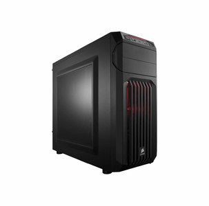 Corsair Carbide Series SPEC-01 Red LED Mid-Tower Gaming Case  Product No. CC-9011050-WW
