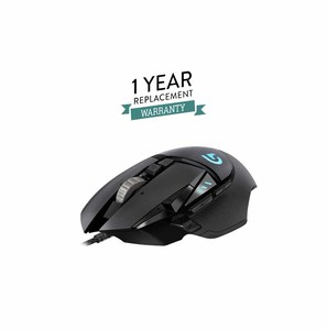 Logitech G502 Gaming Proteus Core Tunable Gaming Mouse  With 1 Year Replacement Warranty