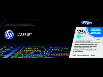 CB541A  Cyan Toner Cartridge CLJ CP1215/1515N/1518NI/ CM1312/1512