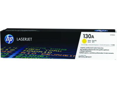 CF352A  Yellow Toner Cartridge CLJ M176/M177 MFP