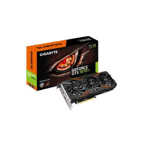 GIGABYTE GeForce GTX 1070 Ti Gaming 8G  Product No. GV-N107TGAMING-8GD