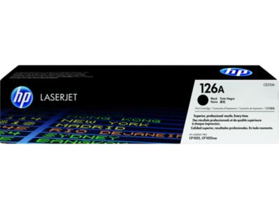 CE310A  Black Toner Cartridge CP 1025