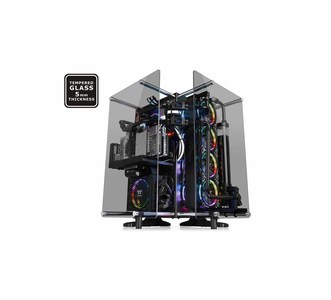 Thermaltake Core P90 Tempered Glass Edition Mid-Tower Chassis  Product No. CA-1J8-00M1WN-00