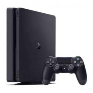 PlayStation 4 Slim Mega Bundle 2 Top Games & Vertical Stand