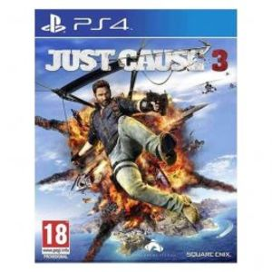 Square Enix Just Cause 3 Playstation 4