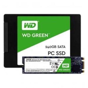 SSD drive Western Digital 120GB GREEN (Part # WDS120G1G0A 00SS50)