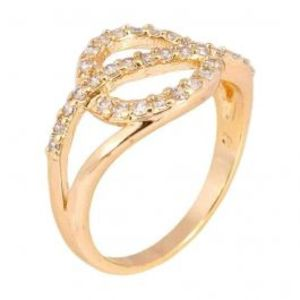 24 K Gold Plated Ring JPZP 72