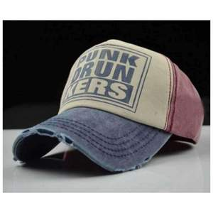 Punk Drunkers Mens Cap