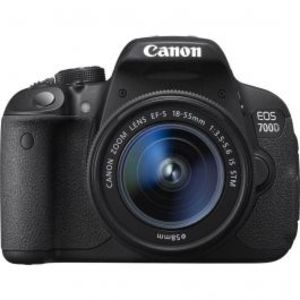 Canon Eos 700D Camera