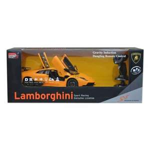 Licensed Lamborghini Gravity Sensor RC Car