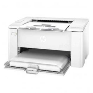HP Laserjet Pro 102W Black Printer (HP Card Warranty)