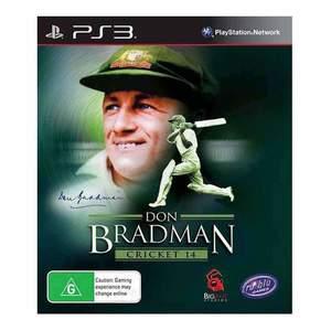 Sony Don Bradman Cricket 14 Playstation 3