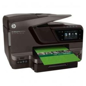 HP Officejet Pro 8600 Plus Color Printer (Print  Scan  Copy  Fax  Wifi)