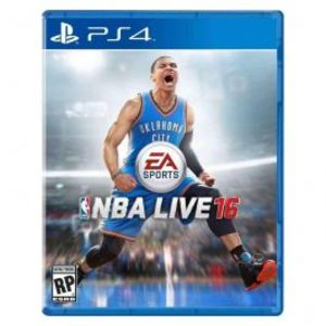 NBA Live 16 PlayStation 4 Game