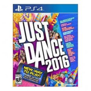 Just Dance 2016 PlayStation 4 Game