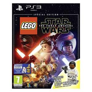 LEGO Star Wars The Force Awakens Special Edition PS3
