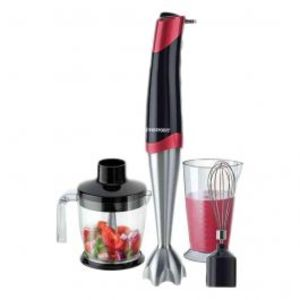 Westpoint Hand Blender  Beater with Chopper Silver & Black