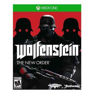 Bethesda Softworks Wolfenstein The New Order Xbox One