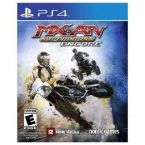 MX vs. ATV PlayStation 4 Game