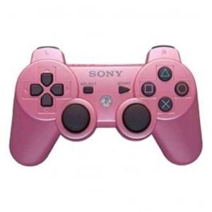 Sony PlayStation 3 DualShock3 Wireless Controller Candy Pink