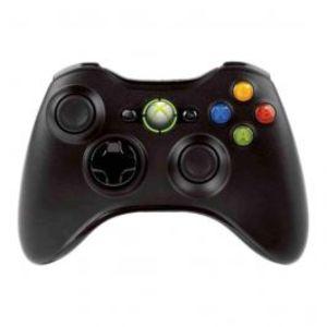 GameStop Xbox 360 Wireless Controller Black