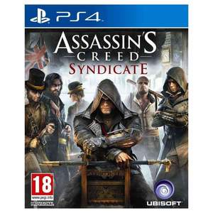 Assassins Creed Syndicate Ps4 Game