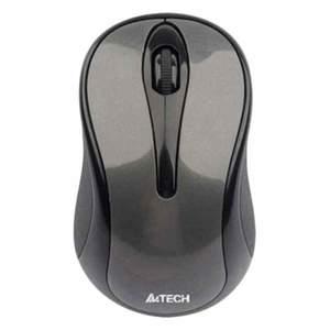 A4TECH G3 280N Padless V Track Wireless Mouse Grey (Brand Warranty)