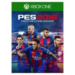 Pro Evolution Soccer 2018 Xbox One Game