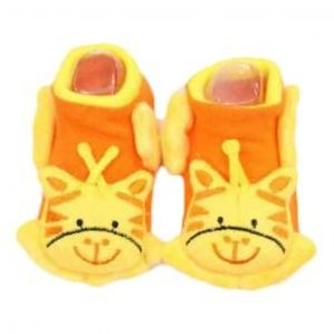 Baby Yellow Shoes