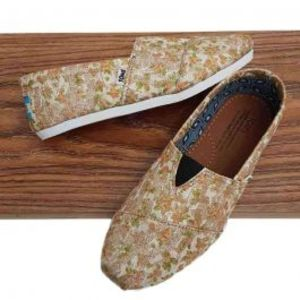Brown Good Quality Toms For Women