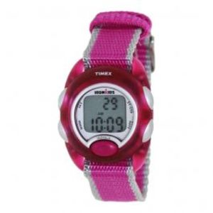 Timex Corporation Timex Ironkids Pink  Silver T7B980