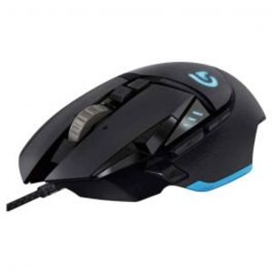 Logitech G502 Proteus Core Tunable Gaming Mouse Black