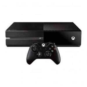 Microsoft Xbox One Console 500GB Black