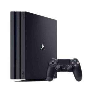 PlayStation 4 Pro 1TB Region 2 Black