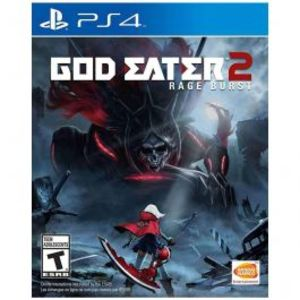 God Eater 2 Rage Burst PlayStation 4 Game