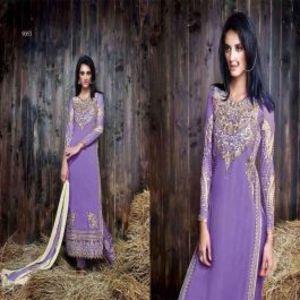 Erisha Designer Dress with Beautiful Dupatta Feerozi