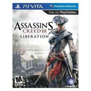 Assassin Creed 3 Liberation PsVita Game