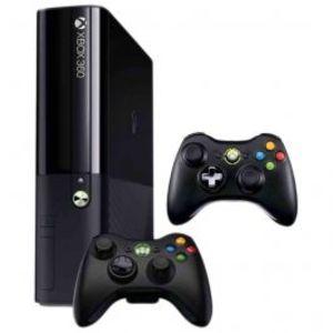 Microsoft Xbox 360 Ultra Slim J Tag One Extra Controller 10 Games Inclusive 500 GB Black
