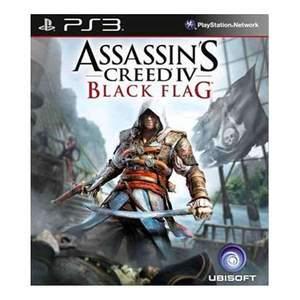 Assassin Creed IV Black Flag Playstation 3 Game