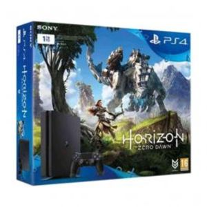 PlayStation 4 1TB Horizon Zero Dawn Bundle Black