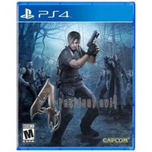 Resident Evil 4 PlayStation 4 Game