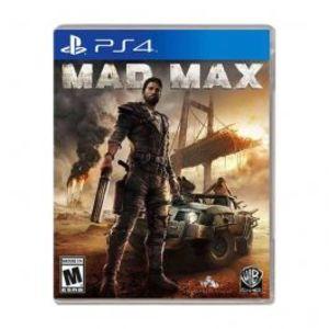 Warner Bros Mad Max PS4