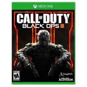 Xbox One Activision Call of Duty: Black Ops III Standard Edition