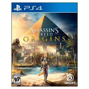Assassin Creed Origin Playstation 4 - Standard Edition