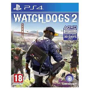 Ubisoft Watch Dogs 2  PlayStation 4