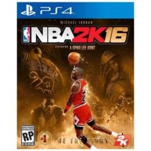 NBA 2K16 PlayStation 4 Game