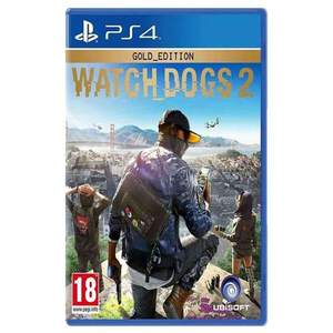 Sony Watch Dogs 2: Gold Edition PlayStation 4