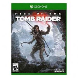 Square Enix Rise Of The Tomb Raider Xbox One