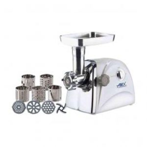 Anex AG 2049 Meat Grinder & Vegetable Cutter White